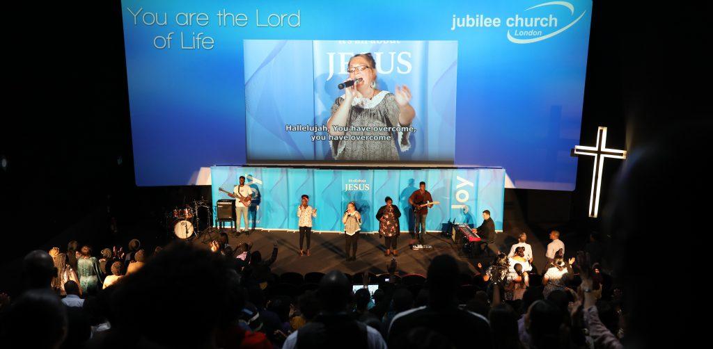 About Jubilee Church London