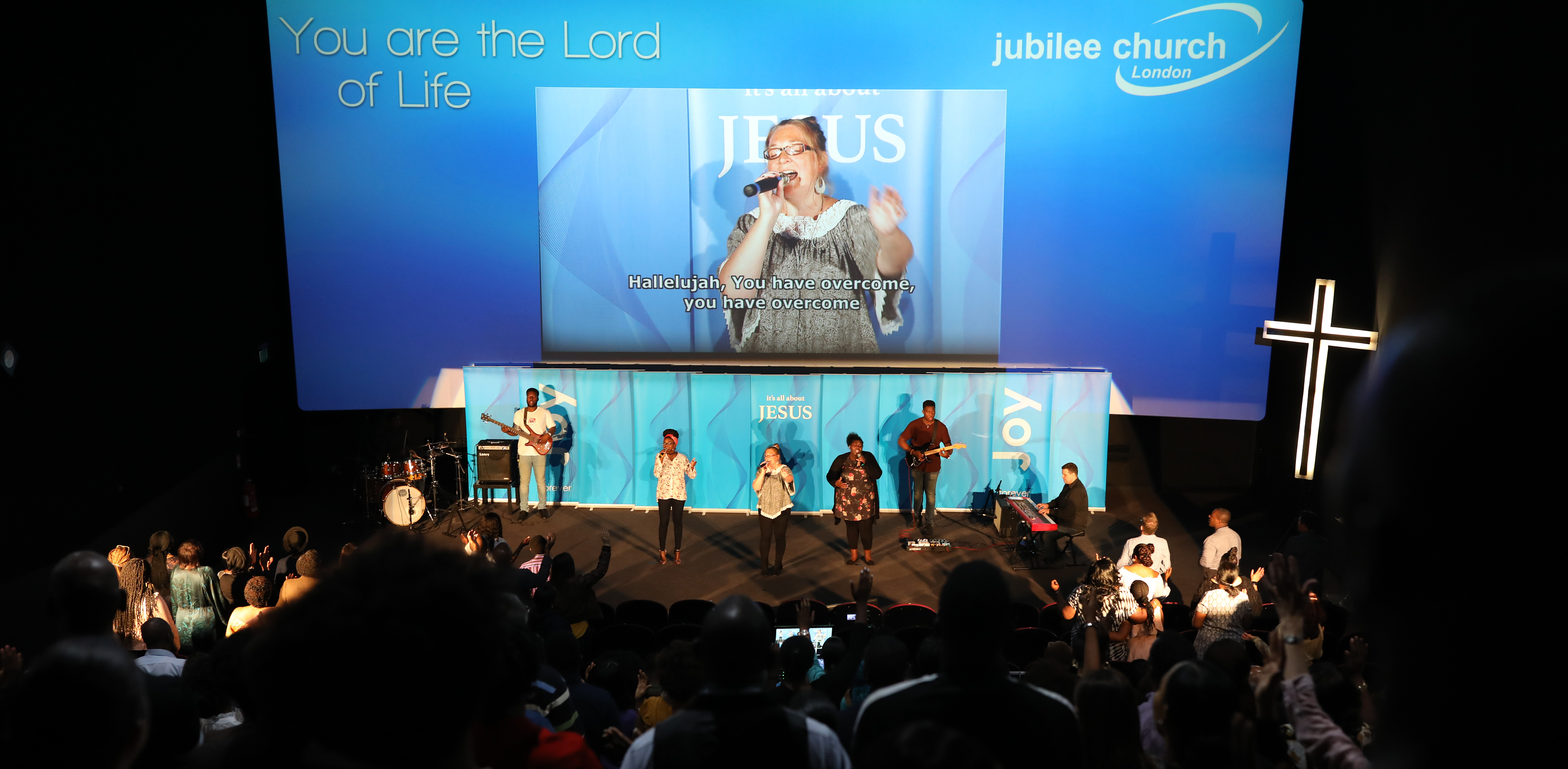 About Jubilee Church London