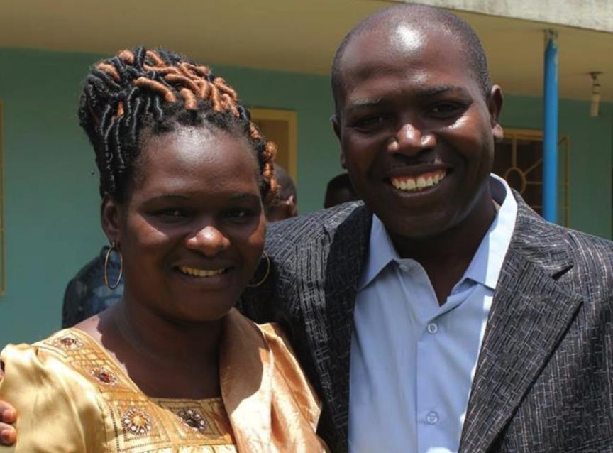 Lawrence Chibuye Lusaka Site Pastor