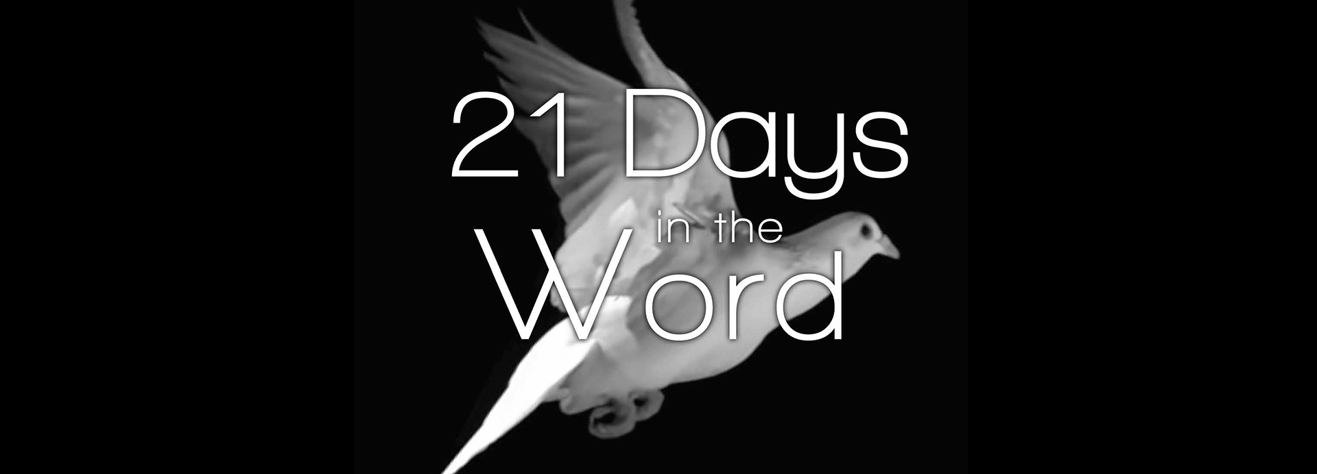 21 days in the word