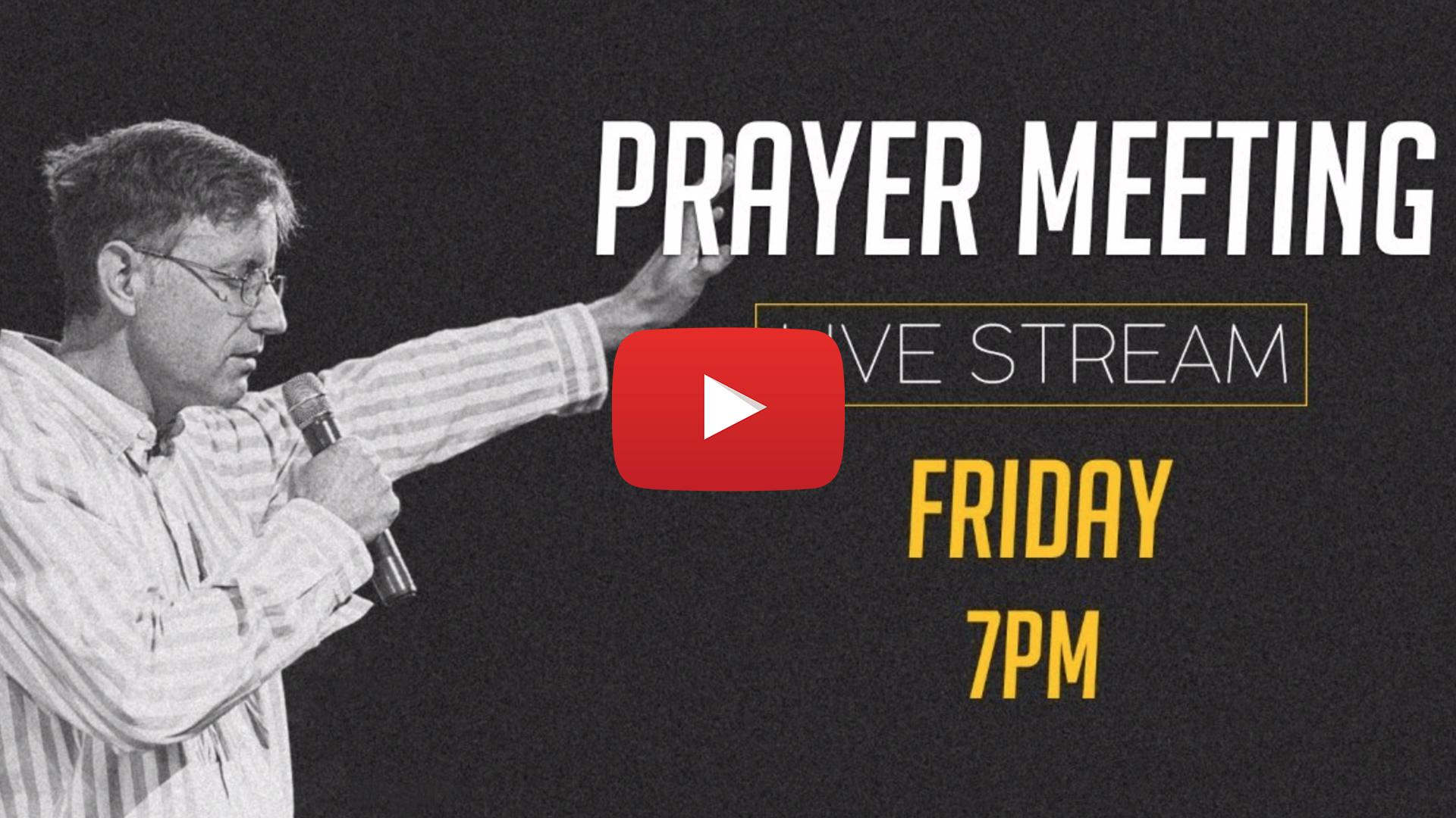 Jubilee Prayer Meeting Live