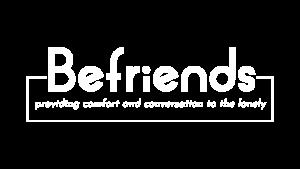 Befriends phone line service